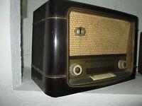 RADIO VINTAGE  ITALIA EPOCA 1940/50