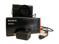 Sony RX100 VI Cyber-shot Digital Camera 20.1 MP w/ 24-200mm Zoom