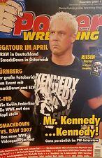 Power Wrestling 12/2006 WWE WWF TNA