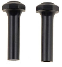 Dorman 75407 Door Lock Knob(s) for 1973-91 Ford Lincoln - 8 Sided - Black