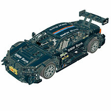 BMW-M4 DTM-BMW SERIE bank-RACE Technik MOC-4142 Bausteine NEU block brick 2020