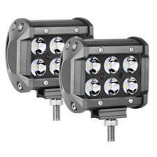 2x4Inch LED Pods Work Light Bar Spot Fog Lights Off Road Pickup ATV UTV 12V 24V