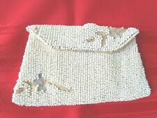 """Roaring Twenties"" Beaded  and Embroidered Flappers' Purse"