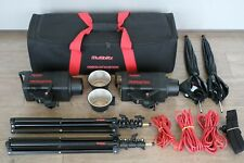 Multiblitz Profilux System Set in Mint Condition With Case and Accessories