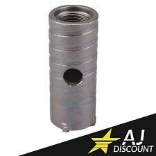 Scie Cloche Trépan TCT 30mm en carbure pour Béton / Brique / Cellulaire