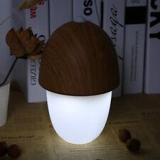 LED RGB Touch Nachtlicht Licht Tischlampe Beleuchtung Dimmbar Wiederaufladbar EU