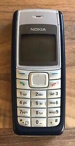 NOKIA RH-93 (MODEL: 1112) BL-5CA BATTERY - VINTAGE / RETRO MOBILE PHONE HANDSET