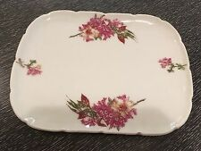 Vintage Floral Tray Made in Germany
