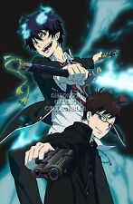 RGC Huge Poster - Blue Exorcist Anime Poster Glossy Finish - ANI020