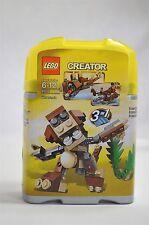 "LEGO Creator 4916 ""Mini Animals"" NIP New Factory Sealed 3 in 1"