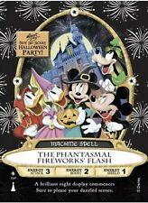 2019 Mickey's Not So Scary Halloween Party-Sorcerers Of The Magic Kingdom Card