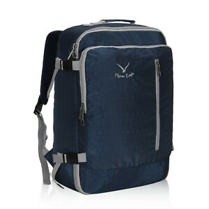Hynes Eagle Carry On Travel Backpack Weekender Bag Luggage 38L Business Backpack