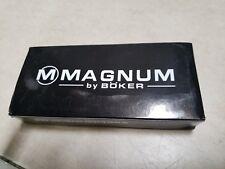 Böker Magnum Classic Pocket Steel Knife 01Mb334