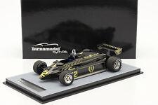 Nigel Mansell Lotus 91 12 Großbritannien GP Formel 1 1982 118 Tecnomodel