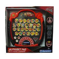 Clementoni Disney Cars 3 Toy Alphabet Pad électronique jouet neuf emballé