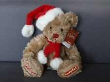 easyjet Christmas Gulliver Bear 2006 With Passport Made by Russ Berrie