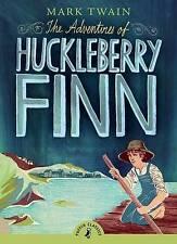 The Adventures of Huckleberry Finn (Puffin Classics), Twain, Mark Paperback Book