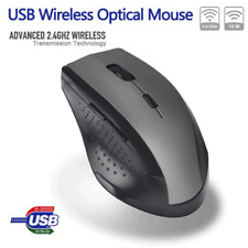 Wireless 6D 2.4GHz 2000DPI USB Optical Gaming Mouse Mice For Laptop Desktop PC