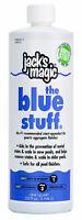 Jack's Magic The Blue Stuff Swimming Pool Stain Preventer 1 Quart JMBLUE032