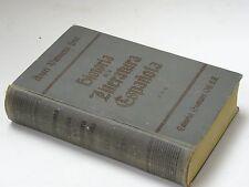 HISTORIA DE LA LITERATURA de la ESPANOLA GUSTAVO GILI 1953 ANGEL PRAT * VOL. 3