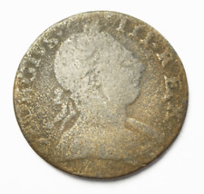 1775 Great Britain  Half 1/2 Penny Copper Coin KM# 601