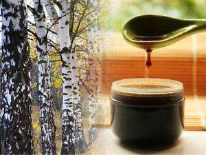 Birch Tar 100% Pure Acne Problematic Skin Treatment For Cosmetics Bulk Wholesale