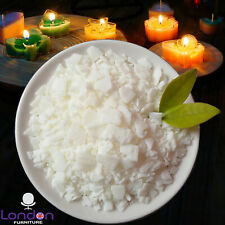50G-10KG Wax Soy Soya Flakes Pure Clean Burning Natural Candle Making NoSoot