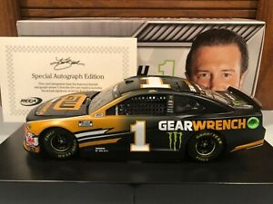 Autographed 2020 Action Kurt Busch #1 Gearwrench 1/24 1 of 72