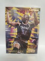 1994-95 Fleer Basketball Card Tower of Power #8 of 10 Shaquille Shaq O'Neal