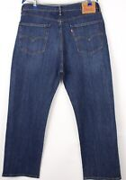 Levi's Strauss & Co Hommes 751 Extensible Jambe Droite Jean Taille W34 L30