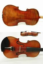 New Beautiful Advanced Violin 4/4 Full Size, Highly Flamed! Free shipping!