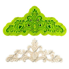 Edna Tiara Silicone Fondant Mold by Marvelous Molds