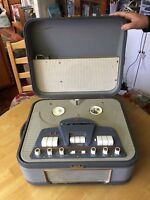PHILIPS EL 3536A TAPE RECORDER REEL TO REEL