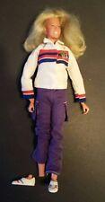 Bionic Woman Jamie Sommers Lyndsay Wagner doll /  figurine