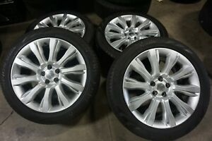 """21"""" Land Rover Range Rover Factory OEM Wheels Rims Tires Sport Discovery 72246"""