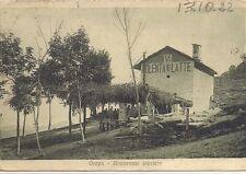 P399  Biella  OROPA  Ristorante Alpestre