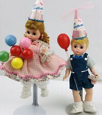 1993 Madame Alexander Happy Birthday Billy 345 And Happy Birthday 325 Ameri