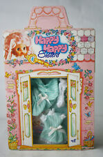 RARE VINTAGE 80'S HAPPY SISTERS DOLL OUTFIT CLOTHES EL GRECO GREECE NEW 4 !