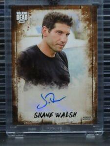 2018 Topps AMC The Walking Dead Shane Walsh Auto Autograph #4/25 Z156