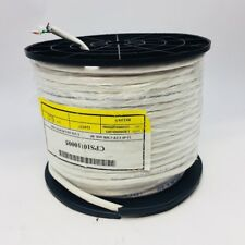 BELDEN #2412 200FT 23-4 UTP-CMR SOL BC CAT 6 (WHITE) UNBONDED PAIR CABLE 4 PAIR