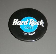 PIN'S  -CHAPA HARD ROCK MADRID
