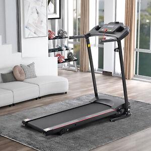 Home Folding Treadmill Electric Motorized Power Running Jogging Fitness Machine