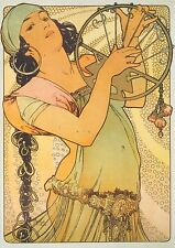 70 Alphonse Mucha ART / PAINTING / POSTER IMAGES ON CD ROM