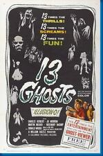 13 Ghosts Movie Poster 24x36