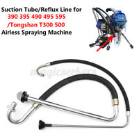 Suction Tube Reflux Line Fit for Airless Spraying Machine 390 395 490 495 5