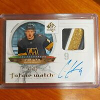 19-20 SP Authentic Retro Future Watch Auto 4 COLOR PATCH Cody Glass 17/50 🔥🇨🇦