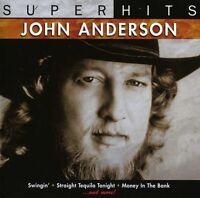 John Anderson - Super Hits [New CD]