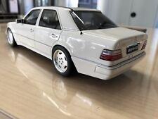 Mercedes-Benz, E60 AMG, W124, weiß, 1:18 Modellauto, B66040640, Limitiert