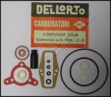 Genuine Dellorto PHM gasket set C & D direct from Dell'Orto UK Guzzi 52545