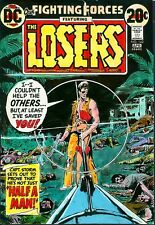 Our Fighting Forces 142 Cover Art 1973 Losers Joe Kubert Jack Adler Hand-Painted